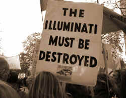 The ILLUMINATI must be destroyed! Inform yourself, divulge it yourself! Tell others!